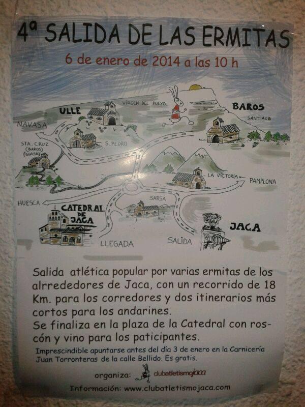 Salida de las Ermitas 2014