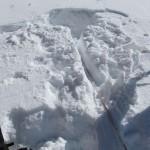 Anclajes en nieve