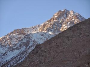 Pico Ras 4085 m