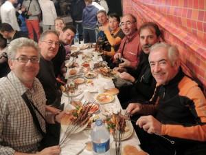 Última cena en Marrakech