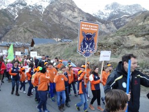 Desfile Pitarroy
