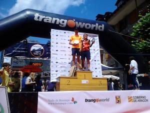Fran Osanz primer veterano en el Maratón de Las Tucas