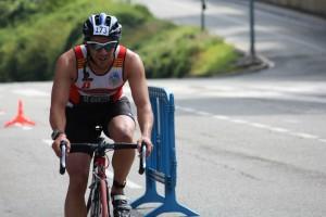 Fernando en el ciclismo