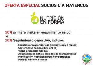 Oferta Mayencos