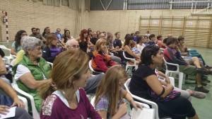 El Encuentro tuvo mucha participación