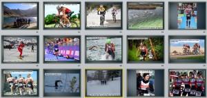 Triatlón: Muchas modalidades y distancias.