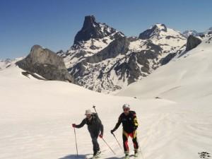 Esqui de Travesía desde Jaca – Pirineos