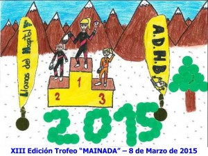 Cartel Mainada  2015