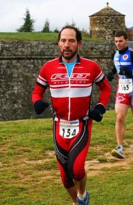 Rodrigo en el Duatlón Cros Trofeo Mayencos.