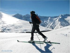 Esquí-de-montaña