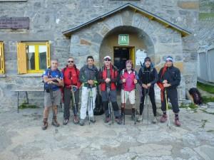 Salida Monte Perdido junio-2015