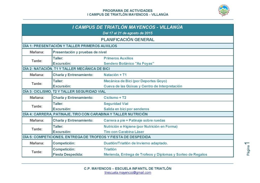 Programa I Campus Triatlón Mayencos Villanúa 2015_v03_Página_1