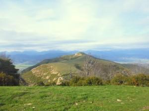 Vista del Monte Cuculo.