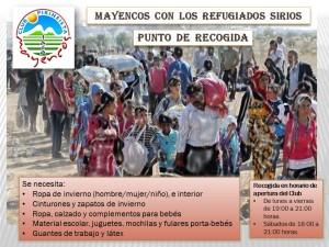 Cartel Refugiados Mayencos v3