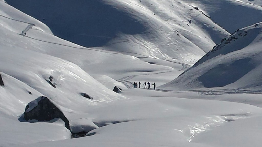 Espectacularidad del Valle d'Ossau.