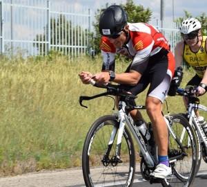 Acoplado en el segmento de ciclismo