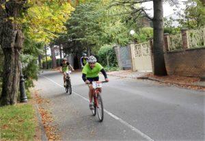 Ciclismo categorías popular y cadete